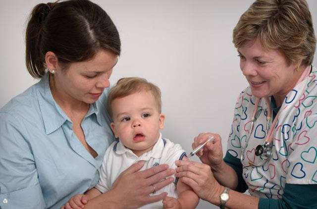 Calendário de Vacinação em Portugal