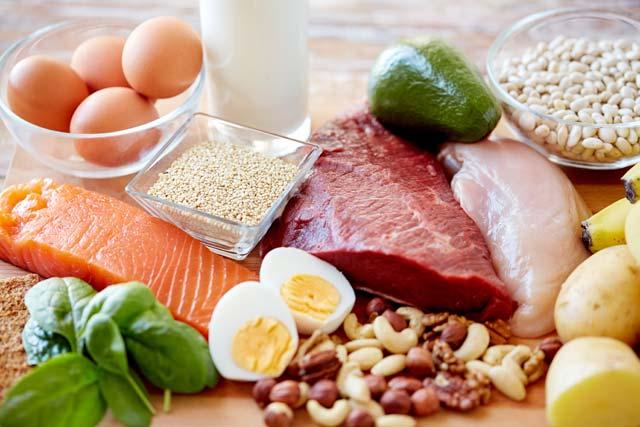Anemia gestacional: alimentos aconselhados