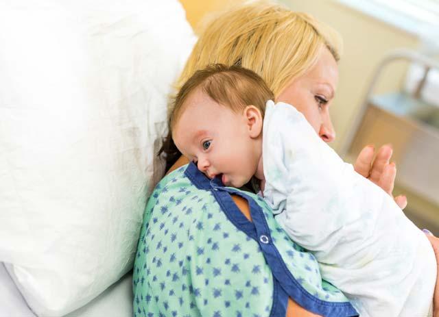 Refluxo infantil: como tratar?