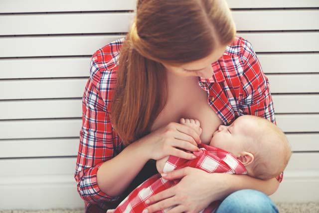 Amamentação e gravidez